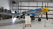 P-51D right side at Olympic Flight Museum.jpg
