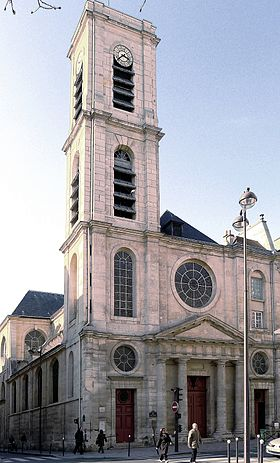 Image illustrative de l'article Église Saint-Jacques-du-Haut-Pas