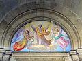 P1310657 Paris XI eglise St-Joseph-Nations porche peinture rwk.jpg
