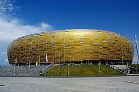 PGE Arena outside.jpg