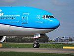 PH-BVN KLM Royal Dutch Airlines Boeing 777-306(ER) at Schiphol (AMS - EHAM), The Netherlands pic2.JPG