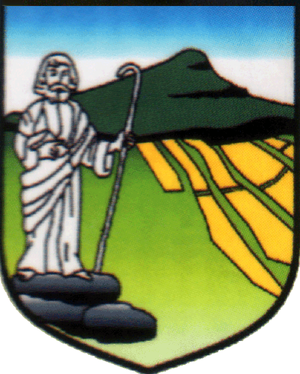 Gmina Pielgrzymka - Image: POL gmina Pielgrzymka COA