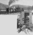 PSM V88 D095 Maine logging with a steam caterpillar tractor.png