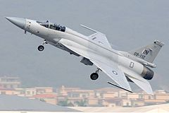 JF-17 Thunder na Airshow China 2010