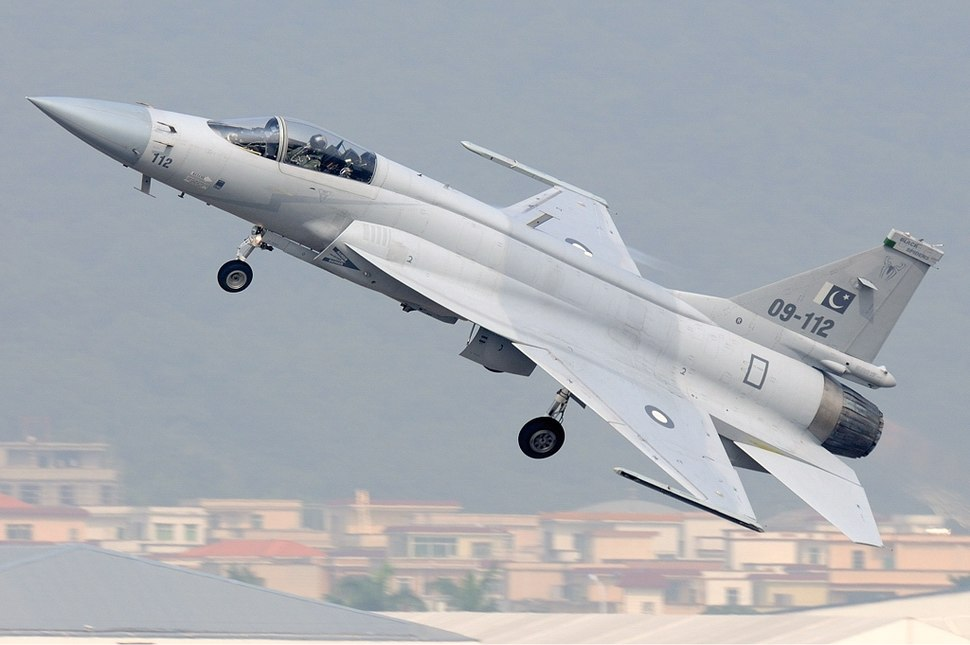Pakistan Air Force Chengdu JF-17 Gu