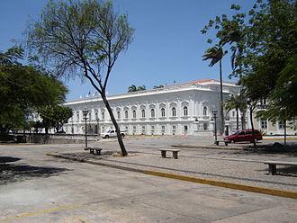 Maranhão - Palace of Lions in São Luís.