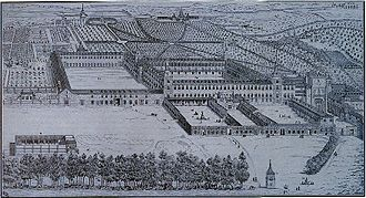 Buen Retiro Palace - Buen Retiro Palace in 1636–1637 (17th century drawing)