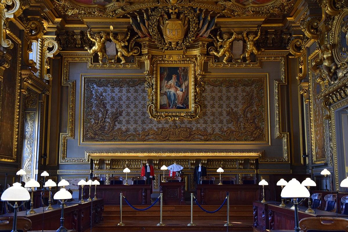 Premiere Chambre Civile De La Cour De Cassation Francaise Wikipedia