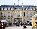 Palais de l'Elysée, Journées du Patrimoine 2014 - Cour d'honneur, 03.jpg