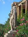 Palau de Pedralbes - Al·legoria de la Marina - perfil.jpg