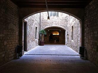 Museu Picasso - Palau Baró de Castellet