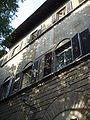 Palazzo canigiani (degli Ilarioni) 03 affresco facciata.JPG