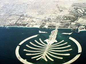 Palm Islands - Image: Palm Island Dubai