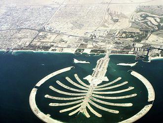 Palm Islands - Image: Palm Island Dubai
