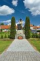Památník obětem světových válek, Buková, okres Prostějov.jpg