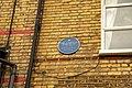 Pamela Hansford Johnson plaque unveiling in Clapham 03.jpg