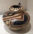 Panama, joaquín, contenitore a forma di scimmia, 900-1100 ca..JPG