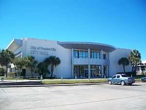 Panama City FL city hall01.jpg