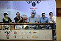 Panel Discussion - Cinemar Sahitya Na Sahityer Cinema - Apeejay Bangla Sahitya Utsav - Kolkata 2015-10-10 5770.JPG