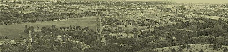 Panorama de Cracovie, 2008.jpg