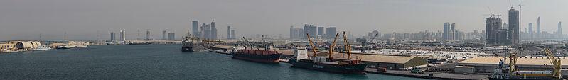 File:Panorama of Port Zayed, Abu Dhabi 20120410 1.jpg