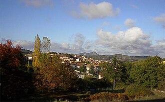 Ollolai - Image: Panoramaa