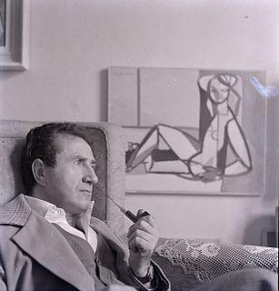 Ibrahim Kodra Albanian painter