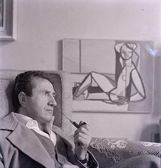 Ibrahim Kodra - Ibrahim Kodra, Milan, 1961