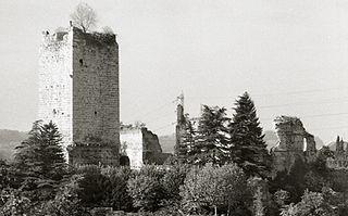 Visconti Castle (Trezzo sullAdda) castle in Italy