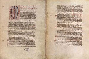 Mindaugas - The Papal bull issued by Pope Innocent IV establishing Lithuania's placement under the jurisdiction of the Bishop of Rome, and discussing Mindaugas's baptism and coronation