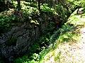 Paradibakkerne - szczelina Dybedal - panoramio.jpg
