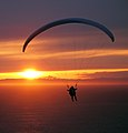 Paraglider at Ebey - panoramio.jpg