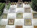 Parc Güell, mosaics de trencadís.jpg