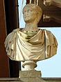 Parco di pratolino, villa demidoff (ex- piaggeria), busto 01.JPG