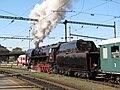 Parní lokomotiva na nádraží v Brně (2).jpg