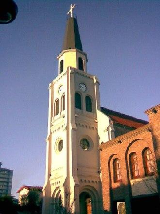 Berazategui - Parroquia Sagrada Familia