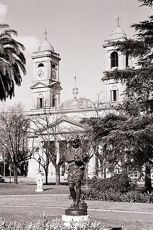 Bragado - Image: Parroquia Santa Rosa de Lima