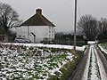 Parsonage Cottages, Marshborough - geograph.org.uk - 1659637.jpg