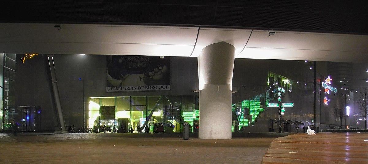 Pathé Arena Wikipedia