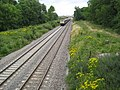 Patney, The site of the former Patney and Chirton Junction station - geograph.org.uk - 1397191.jpg