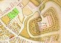 Pattensen Ortsplan vor 1733 Weidemannnscher Hof ungefähre Lage.jpg
