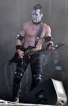 Doyle playing with Danzig at Wacken Open Air 2013