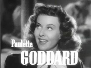 So Proudly We Hail! - Image: Paulette Goddard in So Proudly We Hail! trailer