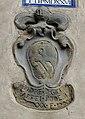 Peccioli, palazzo pretorio, stemma maffei.jpg