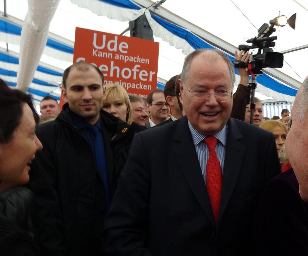 Peer Steinbrück - Politischen Aschermittwoch der SPD in Vilshofen an der Donau.JPG