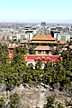Pekín, Parque Jingshan 1978 04.jpg