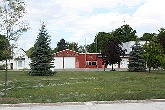 Pellston, Michigan - Image: Pellston Michigan Fire Department