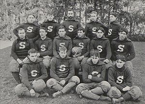 1896 Penn State Nittany Lions football team - Image: Penn State Football 1896