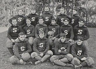 1896 Penn State Nittany Lions football team - Image: Penn State Football 1896