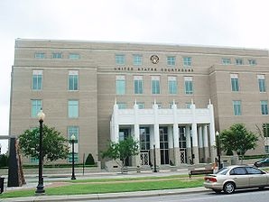 Pensacola US Courthouse